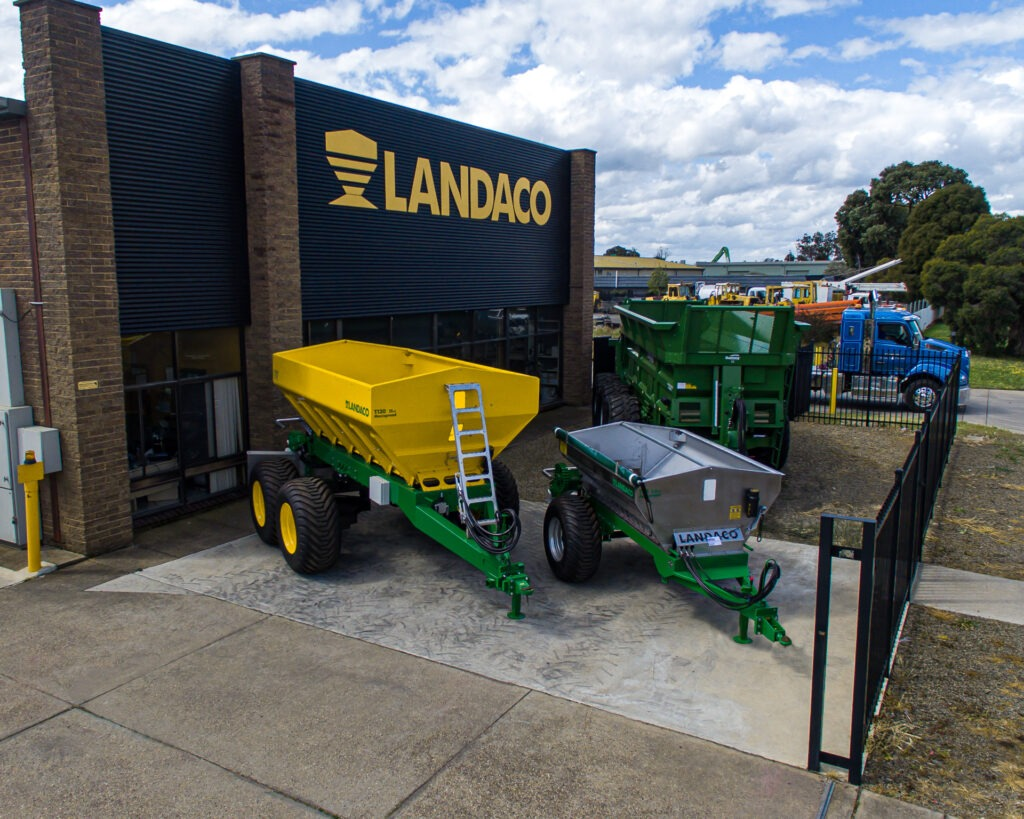 Landaco Front Display - spreader for sale
