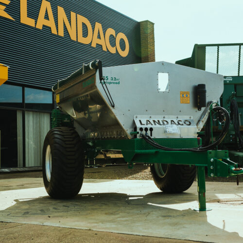 Agrispread T35 Spreader and T60 Maxispread