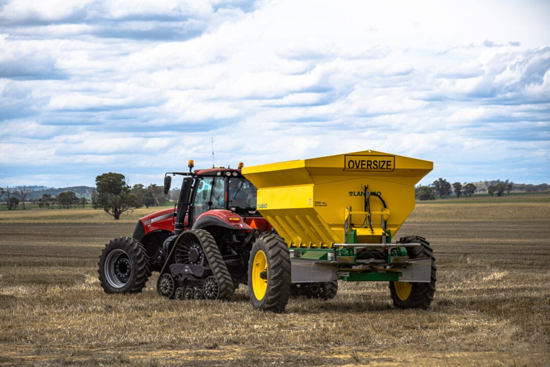 Landaco Variable Rate T150