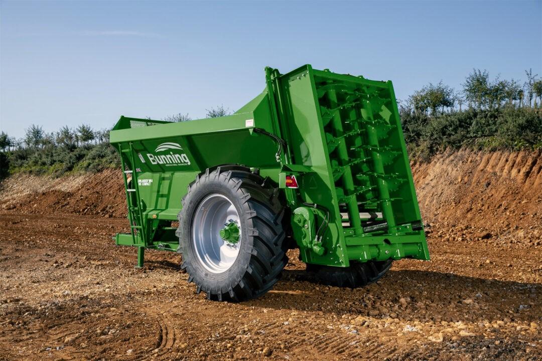 Bunning Green 105C TVA MK4 Landaco