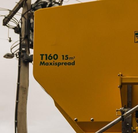 Maxispread Sticker T160